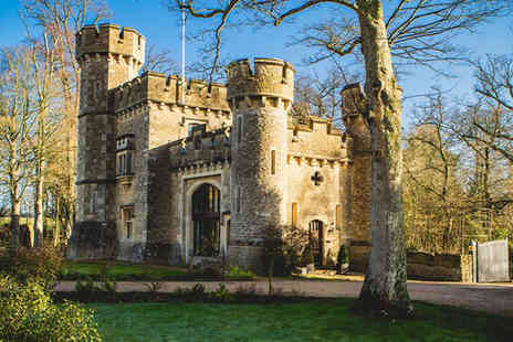 Bath Lodge Castle - Four Star 1 night Stay in a Castle Room - Save 36%