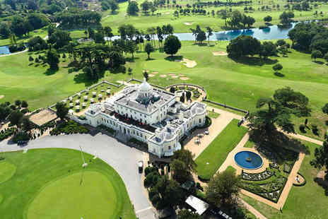 Stoke Park - Five Star 2 nights Stay in a Deluxe Pavilion Room - Save 31%