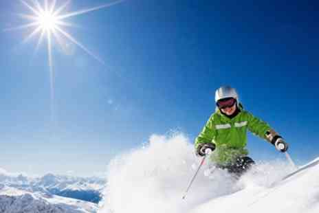 Skiworld - January Ski Week in Courchevel with Flights & Meals - Save 0%