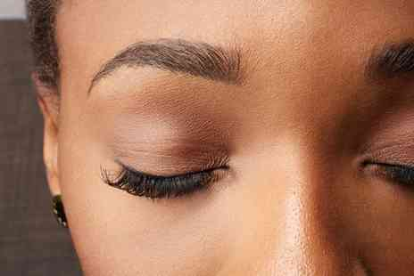 La Estetica - Eyebrow Microblading with Optional Top Up - Save 51%