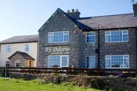 Ty Dderw Inn - One or Three Nights Stay for Two with Breakfast and Option for Dinner - Save 0%