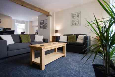 Ty Morgans Apartments - Up to 4 Night Self Catering Stay for up to Four - Save 0%
