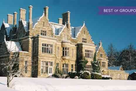 Branston Hall Hotel - One to Three Nights Stay for Two with Breakfast and Option for Dinner - Save 0%