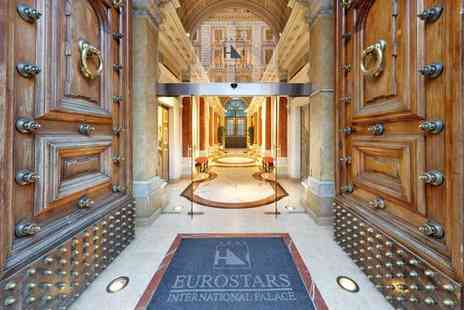 Eurostars International Palace - Four Star 5 nights Stay in a Superior Room - Save 84%