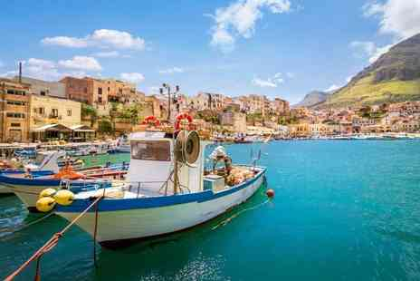 ClearSky Holidays - Four night Four Star Malta and Sicily escape and flights - Save 25%