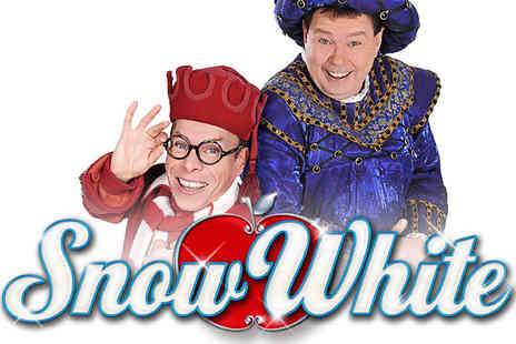 ATG Tickets - Ticket to Snow White - Save 47%