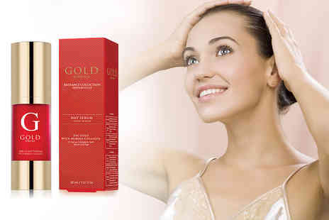Gold Serums - Marine anti ageing collagen face serum - Save 91%