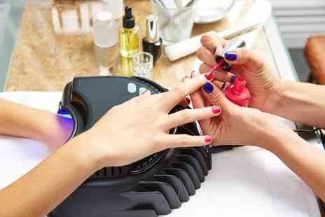 BeautyFix - gel nails Treatment - Save 50%