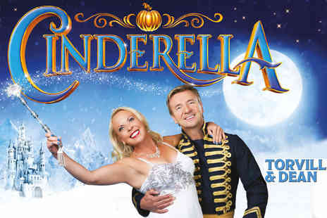 ATG Tickets - Ticket to Cinderella at Bristol Hippodrome Theatre - Save 48%