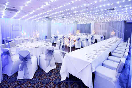 Best Western Grosvenor Hotel - Premium wedding package for up to 50 day and 75 evening guests - Save 0%
