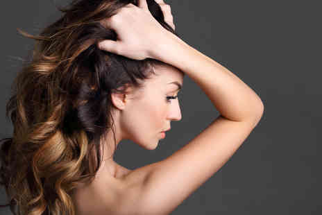 Desire Hair & Beauty - Balayage highlights with wash, cut and blowdry - Save 73%