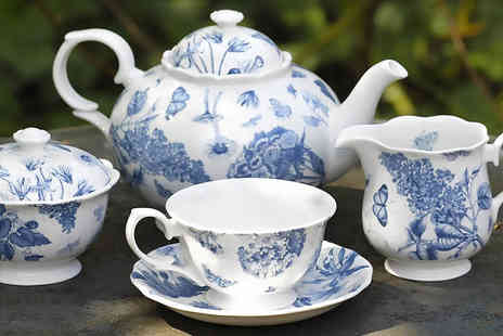 Dream Price Direct - Four cups and saucers - Save 62%