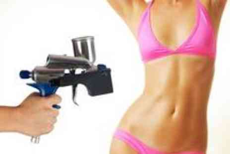 Tesoras Beauty & Tanning Salon - Full body spray tan - Save 67%