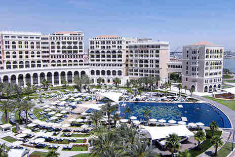 The Ritz Carlton - Five Star Four nights in a Deluxe Room Club Access - Save 41%