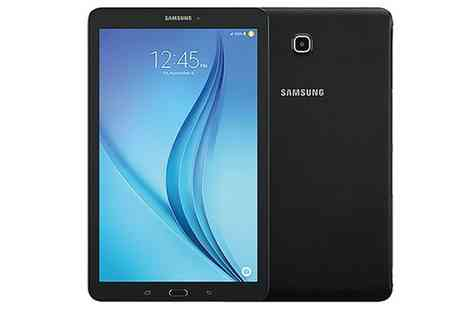 GoldBoxDeals - Samsung Galaxy Tab E 8 Inch Tablet With Free Delivery - Save 0%