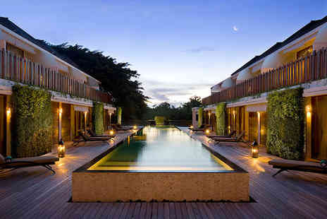 Jungle Retreat Ubud - Five Star Four nights in a Deluxe Suite in the Jungle Retreat Ubud - Save 0%