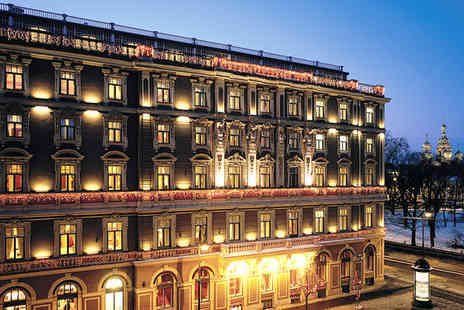 Belmond Grand Hotel Europe - Five Star Five nights in a Terrace Room - Save 51%