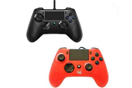Groupon Goods Global GmbH - Gator Claw Wired PS4 Controller - Save 17%