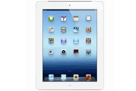 GoldBoxDeals - Refurbished Apple iPad 4 64GB 4G With Free Delivery - Save 0%