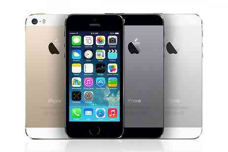 Clickwrap - Refurbished iPhone 5s 16GB With Free Delivery - Save 0%