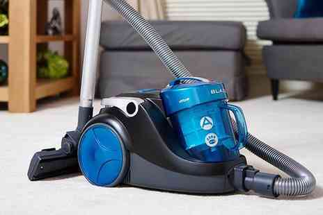 Groupon Goods Global GmbH - Hoover Blaze Bagless Pets Cylinder Vacuum Cleaner With Free Delivery - Save 66%