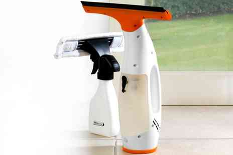 Groupon Goods Global GmbH - Prolectrix Window Cleaning Vacuum With Free Delivery - Save 56%
