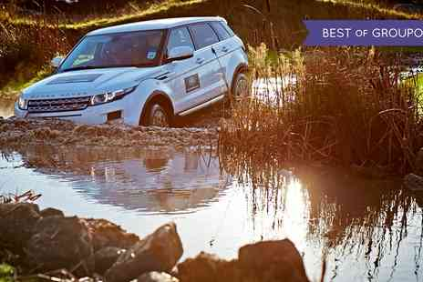 Land Rover Driving - Land Rover Taster or Full Manufacturing Tour or Taster Drive or Half Day Driving Experience - Save 0%