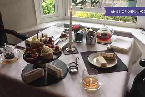 Risley Hall Hotel - Afternoon Tea with Tea Presentation and Optional Prosecco for Two or Four - Save 47%