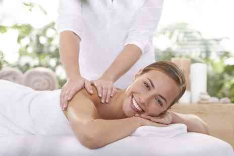 Beauty Above - 60 Minute Pamper Package Including Choice of Two 30 minute Treatments - Save 0%