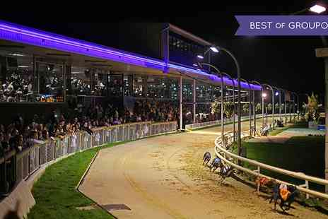 Coral Romford Greyhound Stadium - Entry For Two With Food and Drink Coral Romford Greyhound Stadium - Save 76%