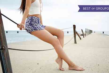 Laser Clinic Spa Beauty Laser - Laser Hair Removal Six Sessions on a Choice of Areas - Save 92%