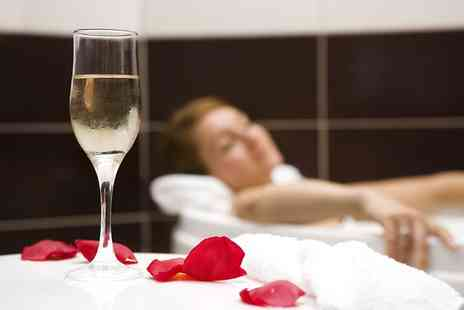 The Hilton Northampton Hotel - Spa Day with Afternoon Tea and a Glass of Prosecco for Two or Four - Save 46%