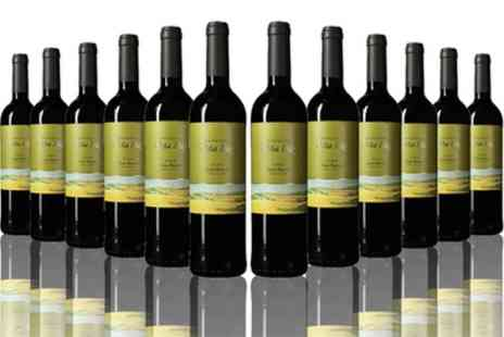 The Vineyard Club - Twelve bottles of Spanish Gran Reserva Wine With Free Delivery - Save 41%