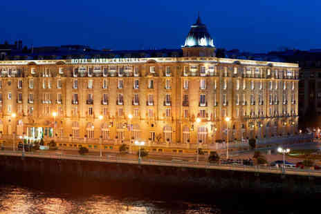 Maria Cristina - Five Star 2 nights Stay in a Premium Room River View - Save 64%