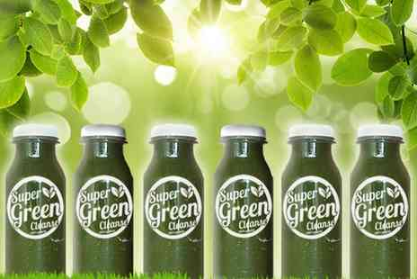 super eleven shake - Three or Five Day Super Green Juice Cleanse Programme - Save 0%