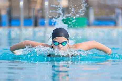 MoveGB - 5 MoveGB swim and gym passes - Save 83%