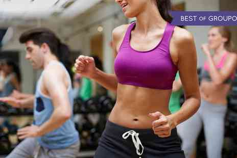 Move GB - Ten Gym Passes - Save 74%