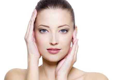KSkin - Three Sessions of Facial Thread Vein Treatment on One or Two Areas - Save 0%