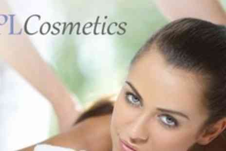 IPL Cosmetics - One Hour Full Body Massage Plus 30 Minute Facial - Save 68%