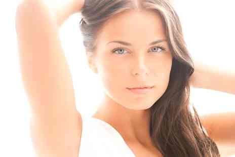 Aureate Beauty - Six IPL Hair Removal Sessions on a Small or Medium Area - Save 82%