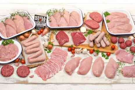 Muscle Foods - New Year Lean Meat Hamper - Save 45%