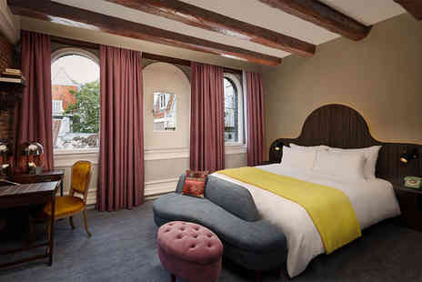 Pulitzer Amsterdam - Five Star 3 nights Stay in a Classic Deluxe Room - Save 65%