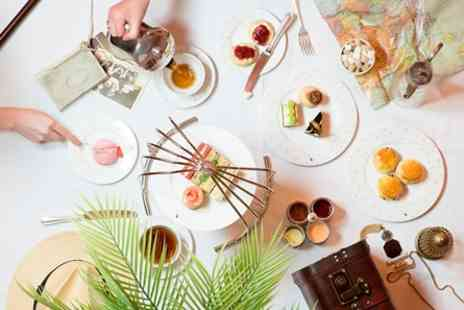 Sheraton - High Tea for Two - Save 0%