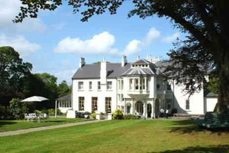 Beech Hill Country House - Two Night Celeb Hotspot Stay with Wine - Save 0%