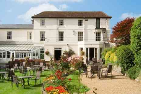 Winchester Royal Hotel - 16th Century Winchester Retreat with Meals - Save 0%