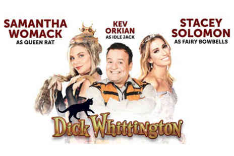 ATG Tickets - Ticket to see Dick Whittington on 4th to 13th January 2017 - Save 47%