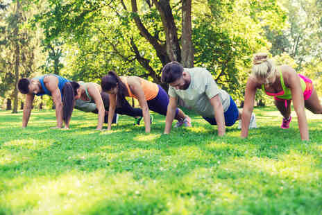 Fit Camp UK - Ten boot camp sessions - Save 85%