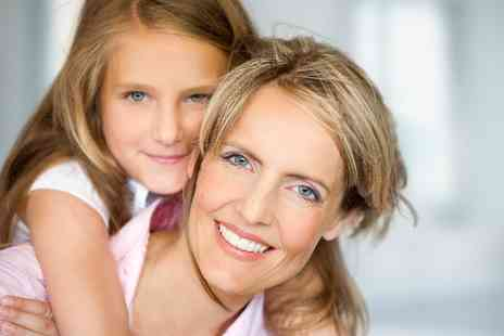 Studio 24 - Mother and daughter makeover photoshoot including two images on CD - Save 0%