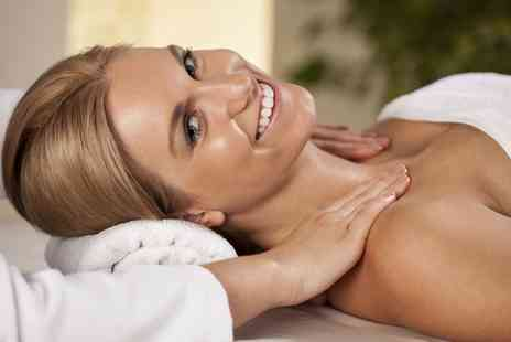The Treatment Rooms - 40 Minute Indian Head Massage or 30 Minute Back, Neck and Shoulder Massage - Save 50%