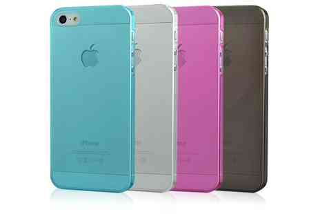 Groupon Goods Global GmbH - Case for iPhone 5 in Choice of Model and Colour - Save 0%